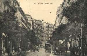 Alger - Rue d isly Ostatak svijeta