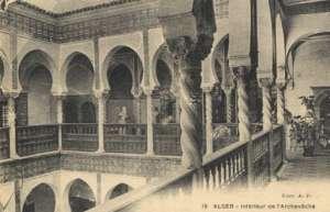 Alger - interieur de l archeveche Ostatak svijeta
