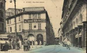 Alger - rue bab-azoun Ostatak svijeta