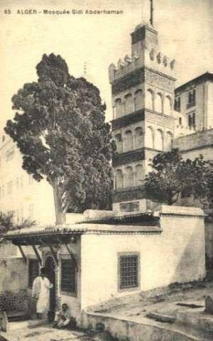 Alger - mosquee sidi abderhaman Ostatak svijeta