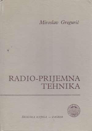 Radio-prijemna tehnika Miroslav Gregurić tvrdi uvez