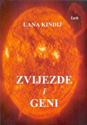 Zvijezde i geni Lana Kindij meki uvez
