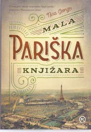 Mala pariška knjižara George Nina meki uvez