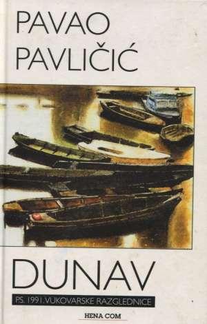 Dunav Pavličić Pavao tvrdi uvez