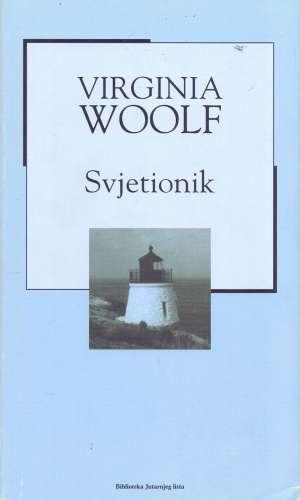 Svjetionik Woolf Virginia tvrdi uvez