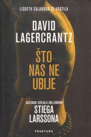 Što nas ne ubije Lagercrantz David meki uvez