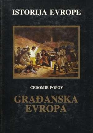 Čedomir Popov - Građanska Evropa 1-2