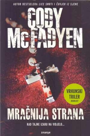 Mračnija strana McFadyen Cody meki uvez
