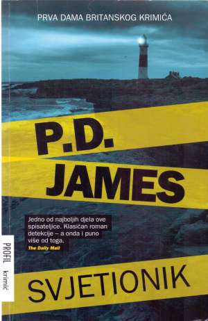 Svjetionik James P. D. meki uvez