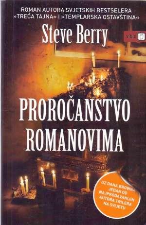 Proročanstvo Romanovima Berry Steve meki uvez