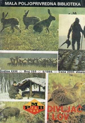 Živko Radosavljević - Divljač i lov