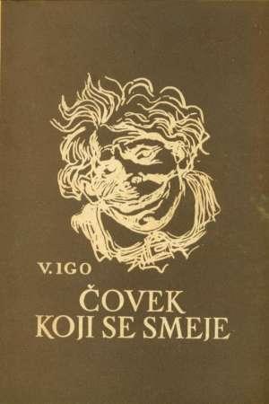 Čovek koji se smeje Hugo Victor tvrdi uvez