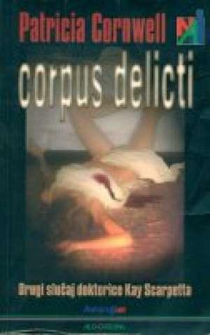 Corpus Delicti Cornwell Patricia meki uvez