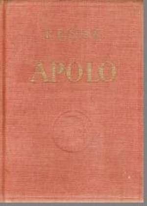 Apolo - opšta istorija likovnih umjetnosti Salomon Renak tvrdi uvez