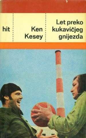 Let preko kukavičjeg gnjezda Ken Kesey tvrdi uvez