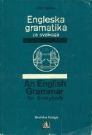 Engleska gramatika za svakoga Grgić, Brihta meki uvez