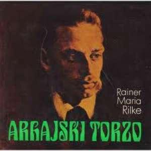 Arhajski torzo Rilke Rainer Maria tvrdi uvez