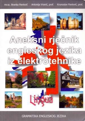 Branka Pavlović - Aneksni rječnik engleskog jezika iz elektrotehnike