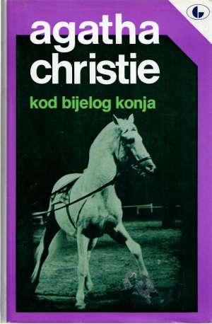 Kod bijelog konja Christie Agatha tvrdi uvez