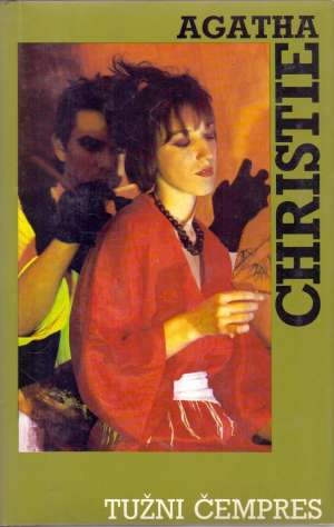 Tužni čempres Christie Agatha tvrdi uvez