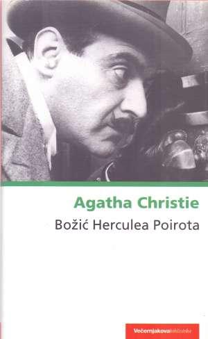 Božić Herculea Poirota Christie Agatha tvrdi uvez