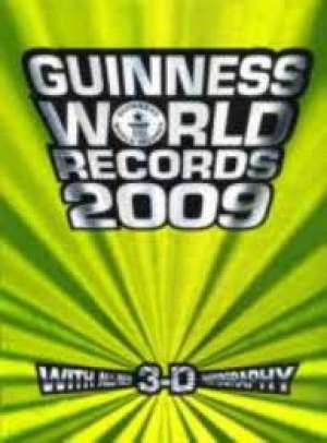 Guinness world records 2009 Craig Glenday uredio tvrdi uvez