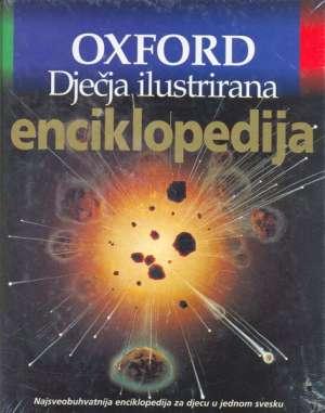 Oxford dječja ilustrirana enciklopedija Leonardo Marušić Uredio tvrdi uvez