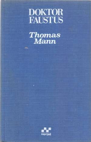 Doktor faustus Heinrich Mann tvrdi uvez
