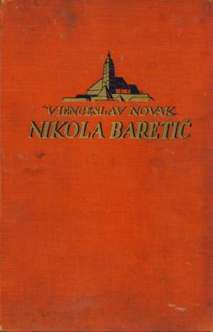Nikola baretić Novak Vjenceslav tvrdi uvez