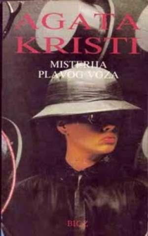 Christie Agatha - Misterija plavog voza