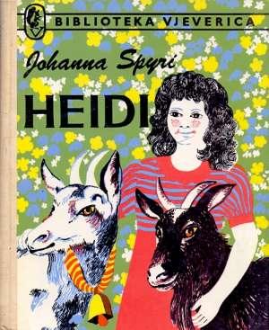 Heidi Spyri Johanna tvrdi uvez