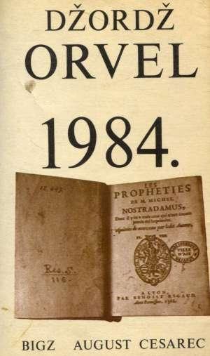 Orwell George - 1984.