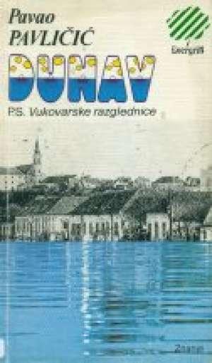 Dunav Pavličić Pavao meki uvez