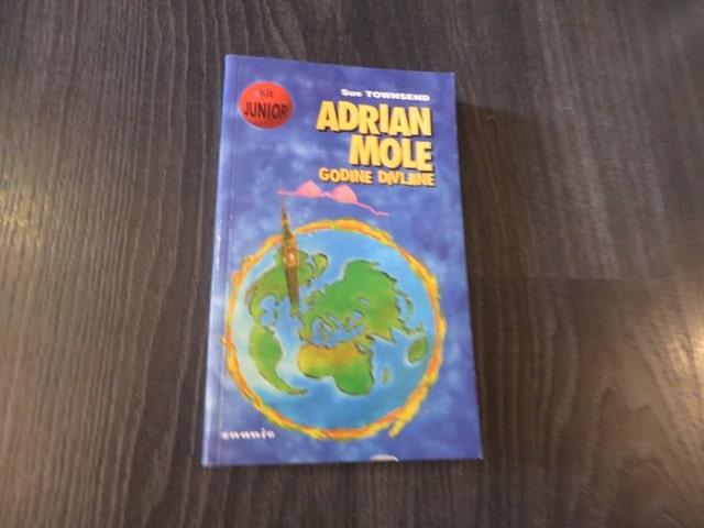 Adrian Mole: Godine divljine