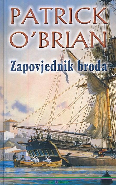 Zapovjednik broda O Brian Patrick tvrdi uvez