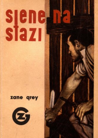 Sjene na stazi Grey Zane meki uvez