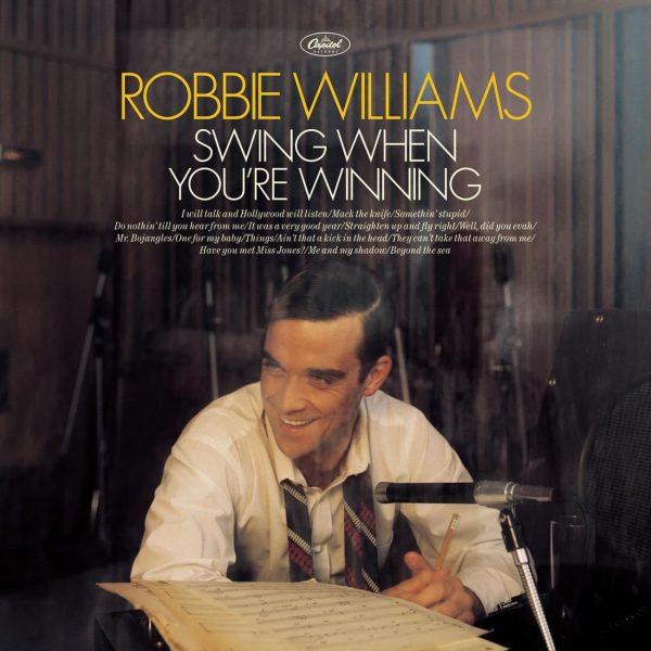 Swing When You're Winning Robbie Williams