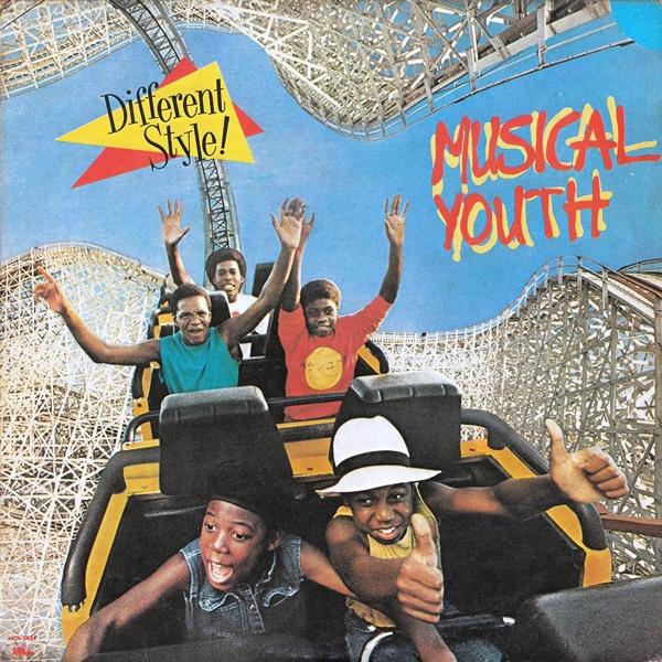 Gramofonska ploča Different Style Musical youth MCA 5454, stanje ploče je 10/10