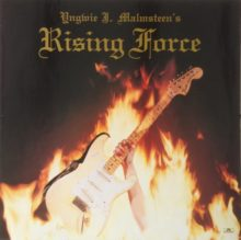 Rising Force Yngwie J. Malmsteen