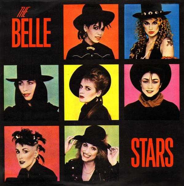 Gramofonska ploča Belle Stars ll 0893, stanje ploče je 10/10