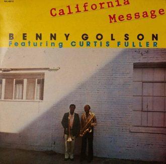 Gramofonska ploča Benny Golson Featuring curtis fuller, stanje ploče je 10/10