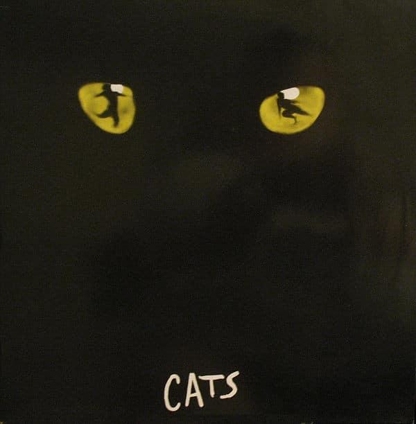Gramofonska ploča Cats The company, stanje ploče je 9/10
