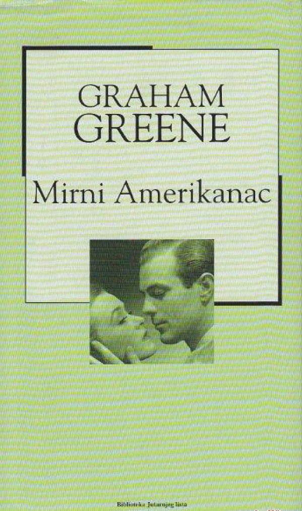 Mirni Amerikanac Greene Graham tvrdi uvez