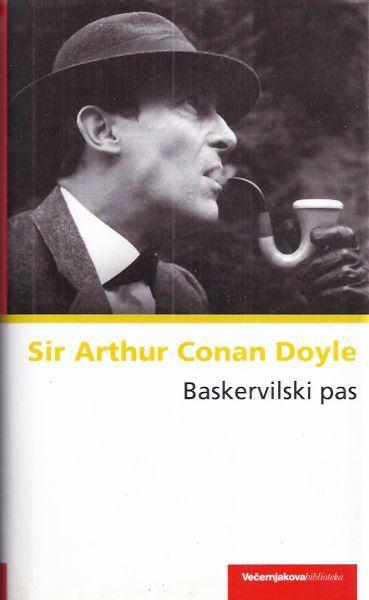 Baskervilski pas Doyle Conan Sir Arthur tvrdi uvez