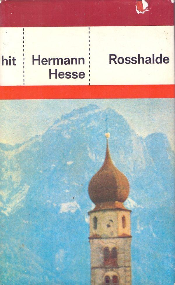 Rosshalde Hesse Hermann tvrdi uvez