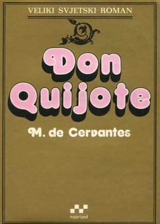 Don Quijote 1-2 Cervantes Miguel De tvrdi uvez