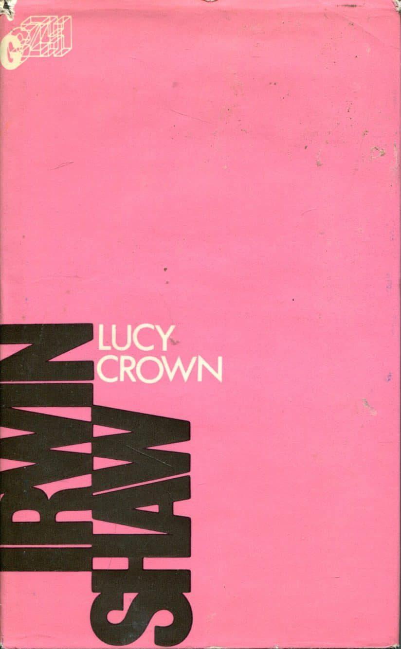 Lucy Crown Shaw Irwin tvrdi uvez