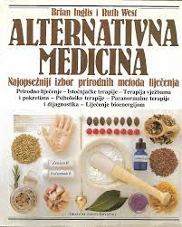 Alternativna medicina Brian Inglis I Ruth West tvrdi uvez