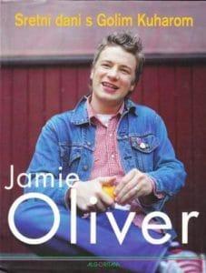 Sretni dani s golim kuharom Jamie Oliver tvrdi uvez