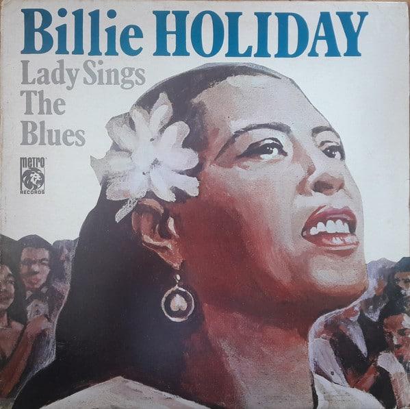 Gramofonska ploča Billie Holiday Lady Sings The Blues LP 4366, stanje ploče je 10/10